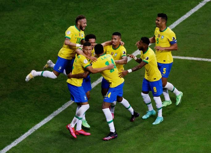 Mở màn Copa America, chủ nhà Brazil vùi dập Venezuela - Ảnh 3.