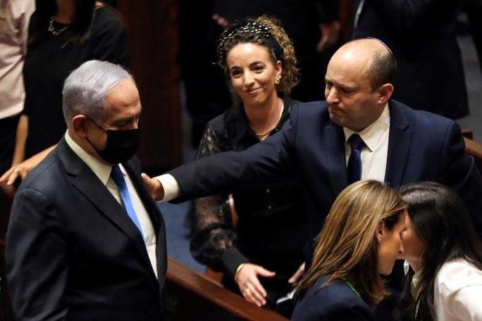 Ông Netanyahu bị đánh bật khỏi chức thủ tướng Israel - Ảnh 1.