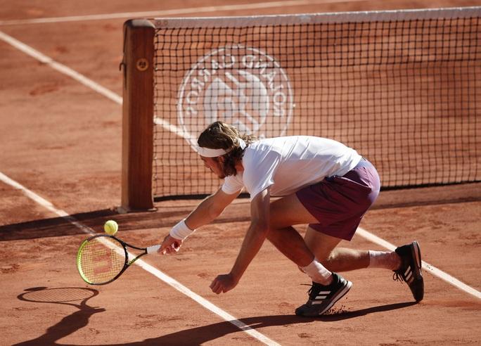 Djokovic vô địch Roland Garros 2021 sau màn ngược dòng thắng ngoạn mục - Ảnh 4.