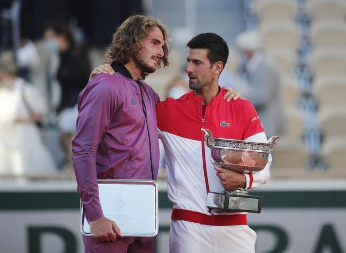 Djokovic vô địch Roland Garros 2021 sau màn ngược dòng thắng ngoạn mục - Ảnh 7.