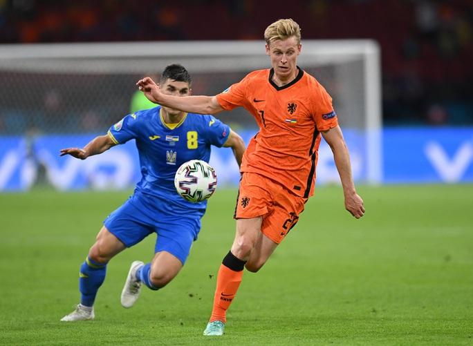 Cơn lốc màu da cam Hà Lan thắng kịch tính ngày ra quân Euro 2020 - Ảnh 4.