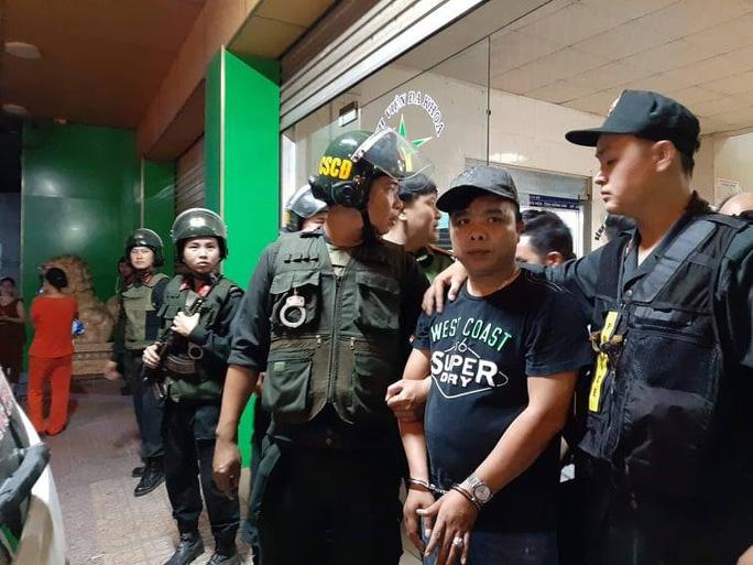 Đang xét xử Toàn đen - giang hồ cộm cán ở Biên Hòa - Ảnh 3.