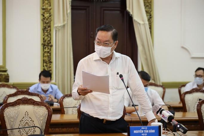 NÓNG: TP HCM tiếp tục giãn cách xã hội theo Chỉ thị 15 thêm 2 tuần - Ảnh 2.