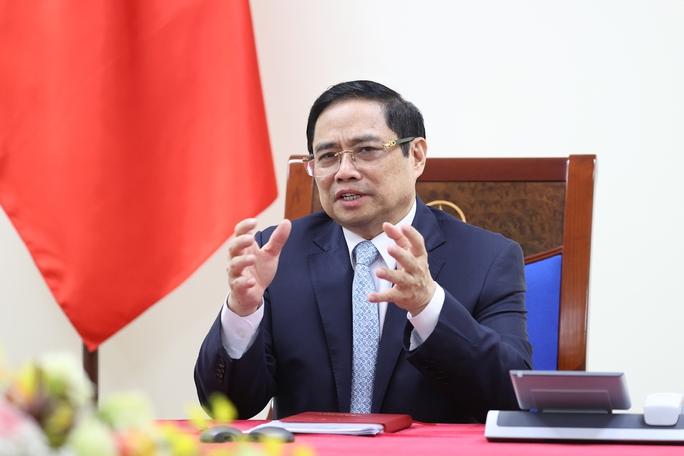 Thủ tướng Pháp khẳng định hỗ trợ Việt Nam trong chiến lược vắc-xin - Ảnh 3.