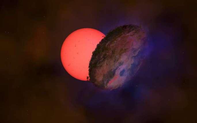 Bóng ma khổng lồ xuất hiện giữa thiên hà chứa Trái Đất - Ảnh 1.