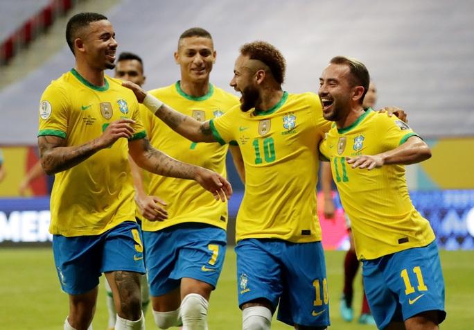Mở màn Copa America, chủ nhà Brazil vùi dập Venezuela - Ảnh 6.