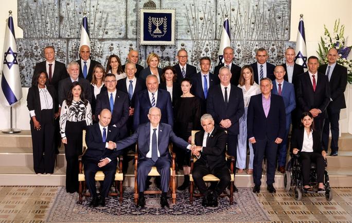 Chính trường Israel sang trang - Ảnh 1.