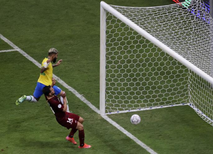 Mở màn Copa America, chủ nhà Brazil vùi dập Venezuela - Ảnh 5.