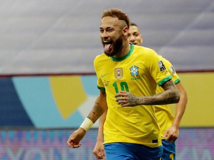 Mở màn Copa America, chủ nhà Brazil vùi dập Venezuela - Ảnh 4.