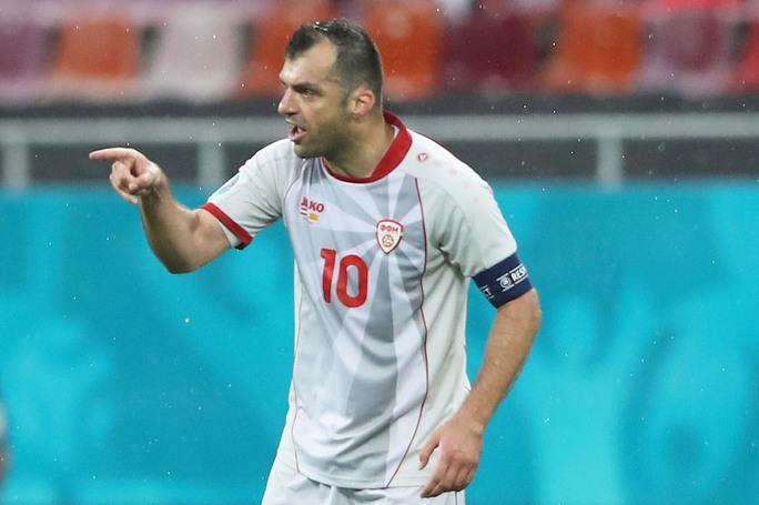 Sao 38 tuổi ghi bàn lịch sử, Bắc Macedonia trắng tay trước Áo - Ảnh 4.