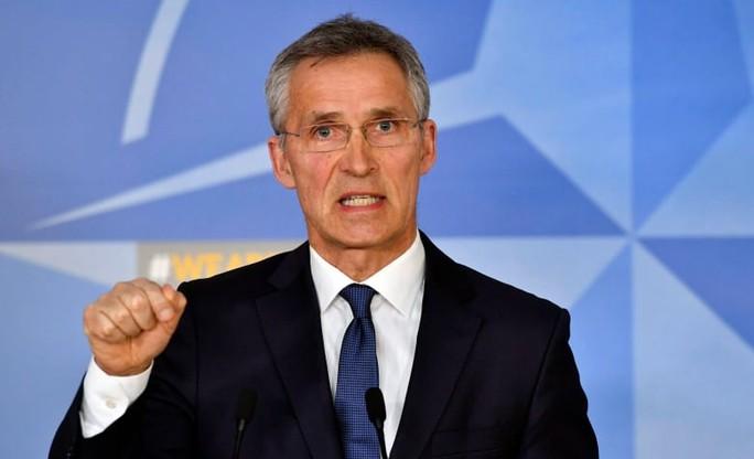 """Tổng thư ký NATO """"nắn gân"""" Trung Quốc - Ảnh 1."""
