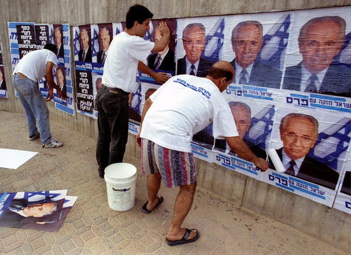 Cuộc đời cựu Thủ tướng Israel Netanyahu qua ảnh - Ảnh 4.
