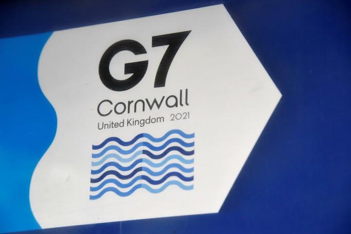 Trung Quốc nổi giận với tuyên bố chung của G7 - Ảnh 1.