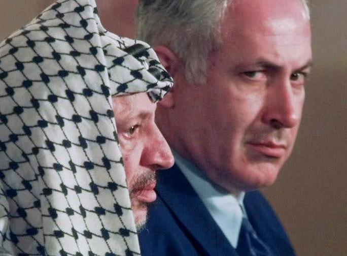Cuộc đời cựu Thủ tướng Israel Netanyahu qua ảnh - Ảnh 7.