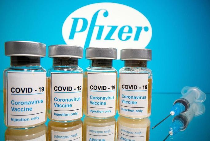 Cơ quan Điều tra An ninh Nội địa Mỹ hướng dẫn phân biệt vắc-xin chính hãng Pfizer - Ảnh 1.