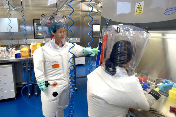Nguồn gốc Covid-19: Thêm chi tiết mâu thuẫn về Viện Virus học Vũ Hán - Ảnh 2.
