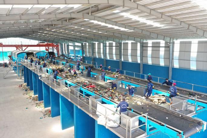 Nỗ lực xây nhà máy xử lý rác - Ảnh 4.