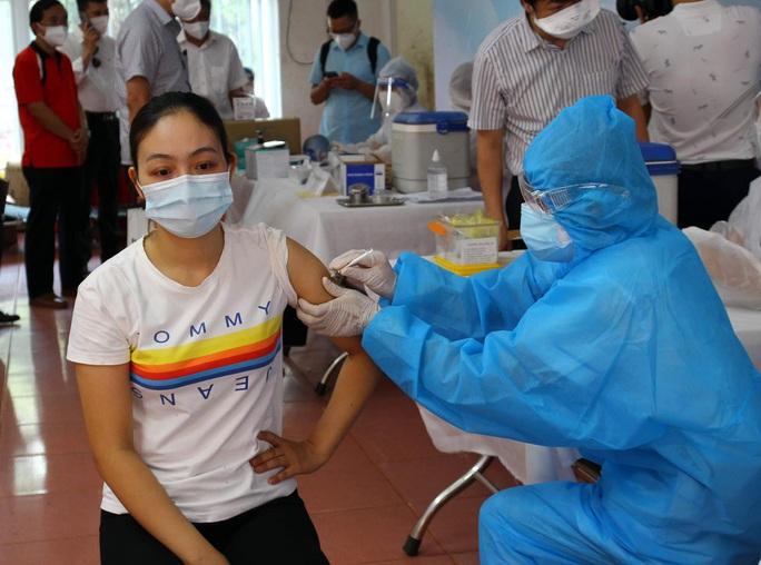 Bộ Y tế yêu cầu đẩy nhanh tiến độ tiêm vắc-xin Covid-19, hoàn thành trước 18-6 - Ảnh 1.
