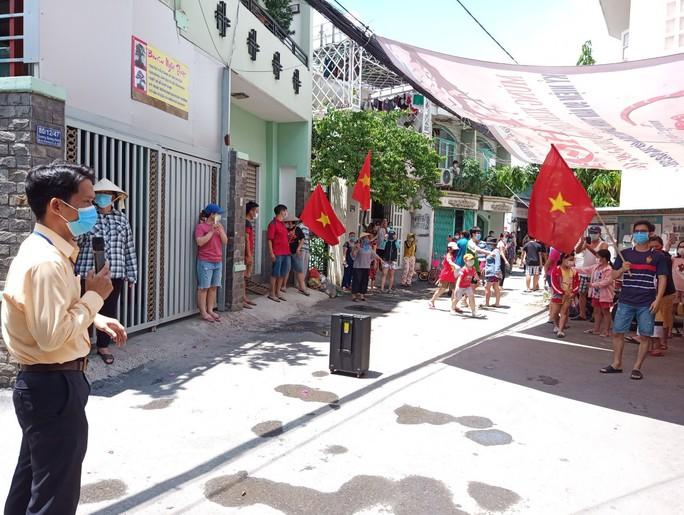 TP HCM: Gỡ phong tỏa 2 điểm đầu tiên ở quận Gò Vấp - Ảnh 1.