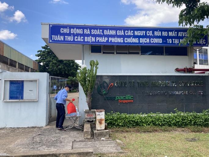 NÓNG: KCN Amata Biên Hoà có 1 người dương tính với SARS-CoV-2 - Ảnh 1.