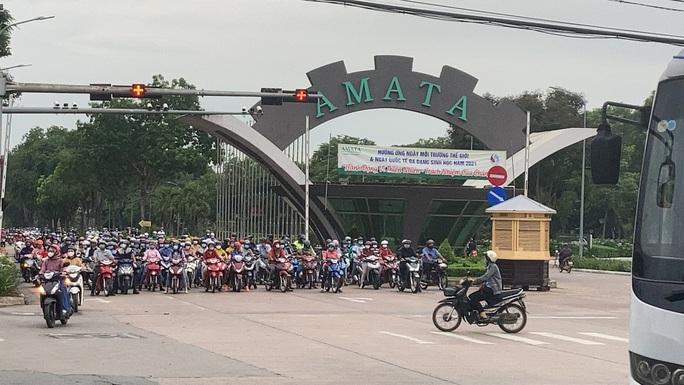 NÓNG: KCN Amata Biên Hoà có 1 người dương tính với SARS-CoV-2 - Ảnh 2.