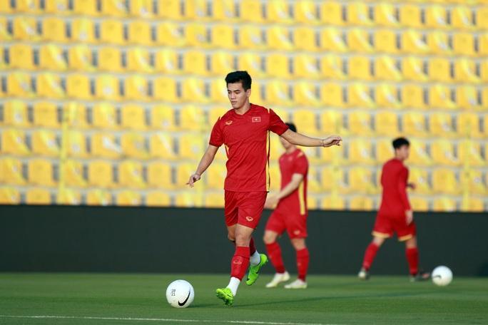 Tuấn Anh vắng mặt trong danh sách tuyển Việt Nam đăng ký gặp UAE tối nay - Ảnh 2.