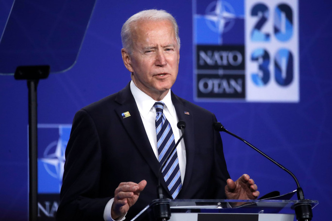 Ông Biden cảnh báo thảm kịch ảnh hưởng đến vị thế của Nga - Ảnh 1.