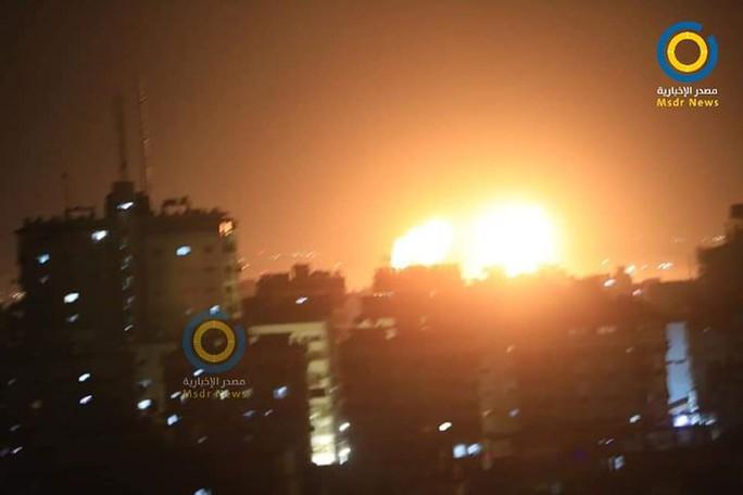 Ngừng bắn chưa bao lâu, Israel không kích Gaza - Ảnh 2.