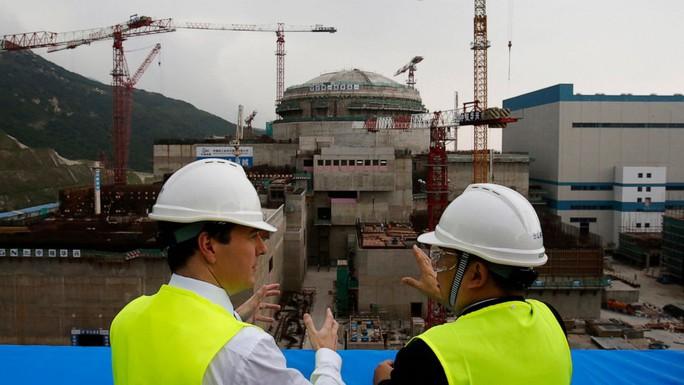 Trung Quốc lần đầu thừa nhận nhà máy hạt nhân gặp sự cố - Ảnh 1.