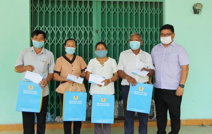 Đà Nẵng: 100 triệu đồng hỗ trợ cho các tổ công nhân tự quản khu nhà trọ - Ảnh 1.