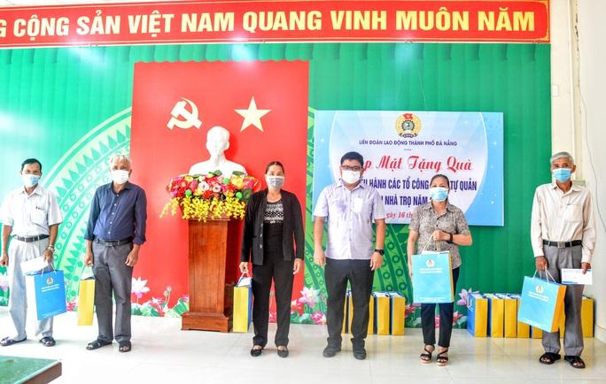 Đà Nẵng: 100 triệu đồng hỗ trợ cho các tổ công nhân tự quản khu nhà trọ - Ảnh 3.