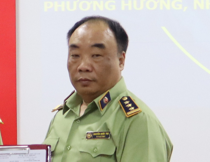 Cục Quản lý thị trường Phú Thọ: Cục trưởng bị cách chức vụ trong Đảng, Cục phó bị khai trừ Đảng - Ảnh 2.