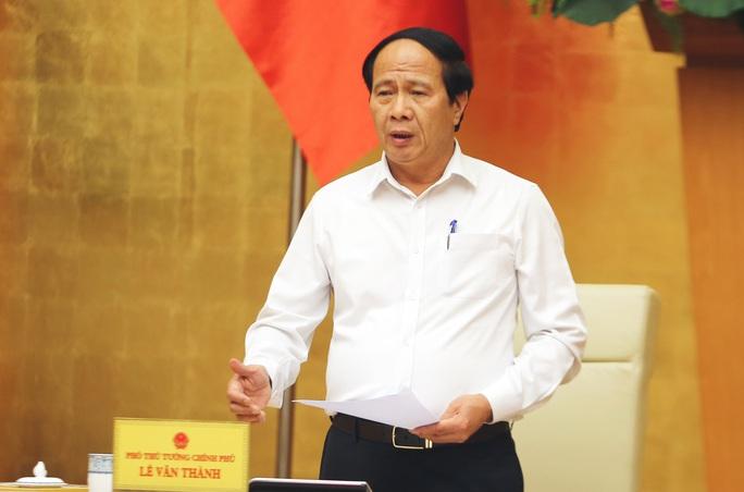 Phó Thủ tướng Lê Văn Thành đảm nhiệm thêm trọng trách - Ảnh 1.