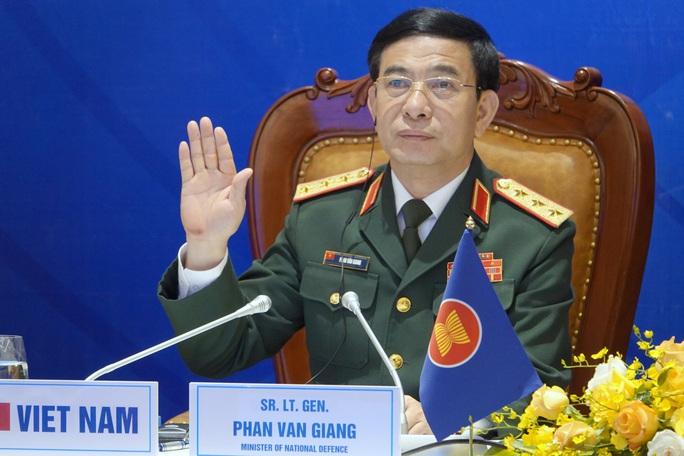 Bộ trưởng Phan Văn Giang: Nói đến an ninh biển, không thể không nhắc tới Biển Đông - Ảnh 1.