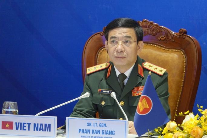 Bộ trưởng Phan Văn Giang: Nói đến an ninh biển, không thể không nhắc tới Biển Đông - Ảnh 9.