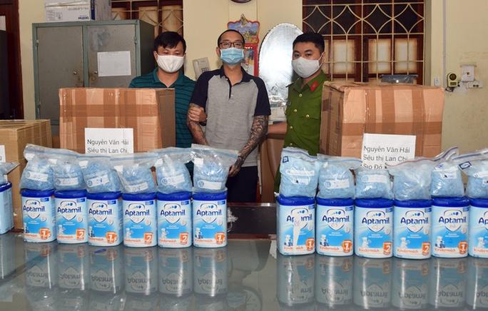 Đường dây vận chuyển ma túy từ châu Âu về Việt Nam - Ảnh 1.