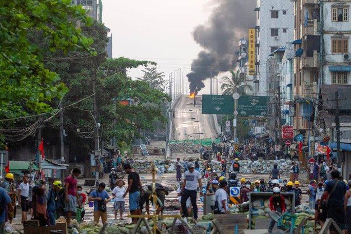 Hé lộ khoản tiền hỗ trợ của Triều Tiên cho Myanmar - Ảnh 1.