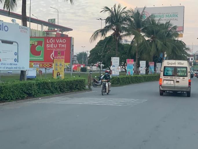 Đồng Nai vừa phong tỏa và cách ly khu vực siêu thị Big C ở TP Biên Hòa - Ảnh 2.