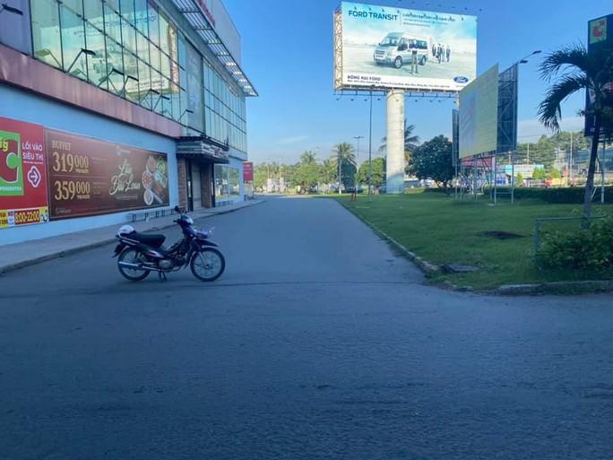 Đồng Nai vừa phong tỏa và cách ly khu vực siêu thị Big C ở TP Biên Hòa - Ảnh 4.