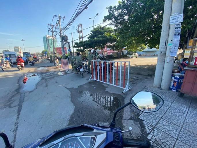 Đồng Nai vừa phong tỏa và cách ly khu vực siêu thị Big C ở TP Biên Hòa - Ảnh 6.