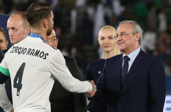 Sergio Ramos quyết dứt tình, chia tay Real Madrid sau 16 năm - Ảnh 1.
