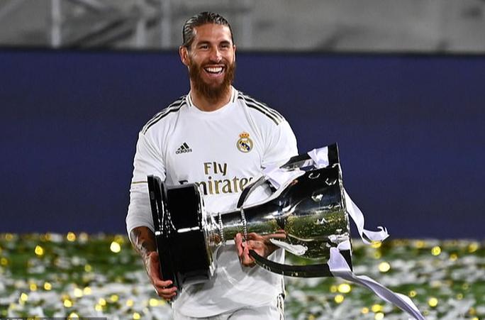 Sergio Ramos quyết dứt tình, chia tay Real Madrid sau 16 năm - Ảnh 2.