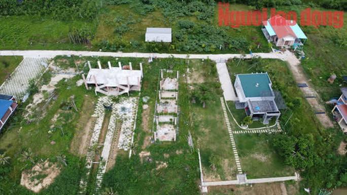 Chủ dự án Go Green Farm làm liều xây gần 20 căn nhà không phép - Ảnh 8.