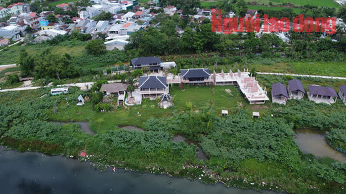 Chủ dự án Go Green Farm làm liều xây gần 20 căn nhà không phép - Ảnh 3.