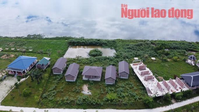 Chủ dự án Go Green Farm làm liều xây gần 20 căn nhà không phép - Ảnh 5.