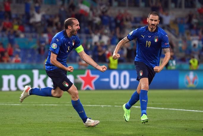 Vùi dập Thụy Sĩ 3-0, tuyển Ý lập đại công vòng bảng Euro - Ảnh 2.