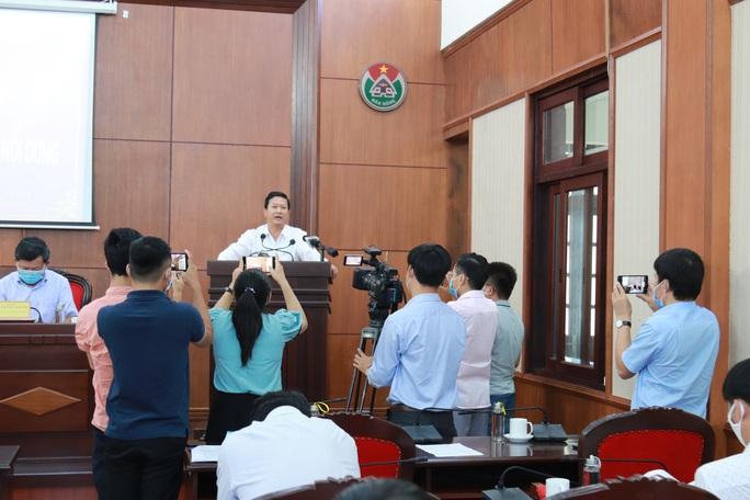 Vụ thẩm phán làm khống 57 hồ sơ: Thiệt hại rất lớn đến lòng tin của nhân dân - Ảnh 3.