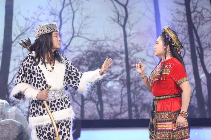 NSƯT Phượng Hằng, nghệ sĩ Châu Thanh tại chương trình Dấu ấn huyền thoại - Ảnh 5.