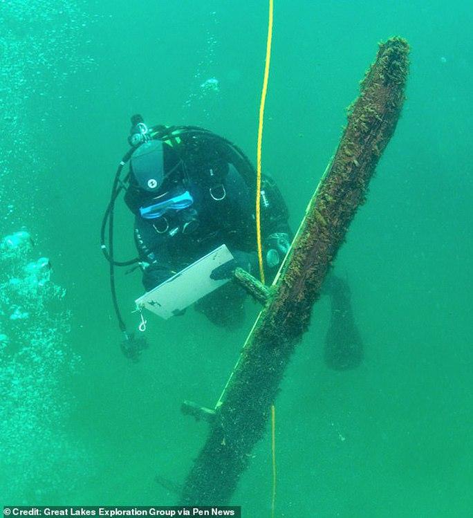 Mỹ: Tìm thấy con tàu bị nguyền rủa sau 350 mất tích - Ảnh 3.