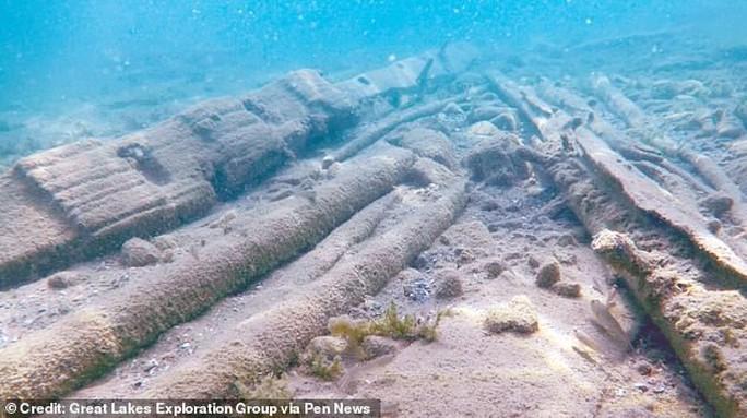 Mỹ: Tìm thấy con tàu bị nguyền rủa sau 350 mất tích - Ảnh 4.